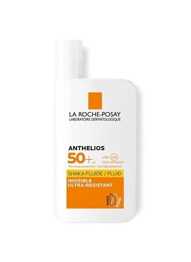 La Roche Posay La Roche Posay Anthelios SPF50+ Shaka Fluid 50ml Renksiz